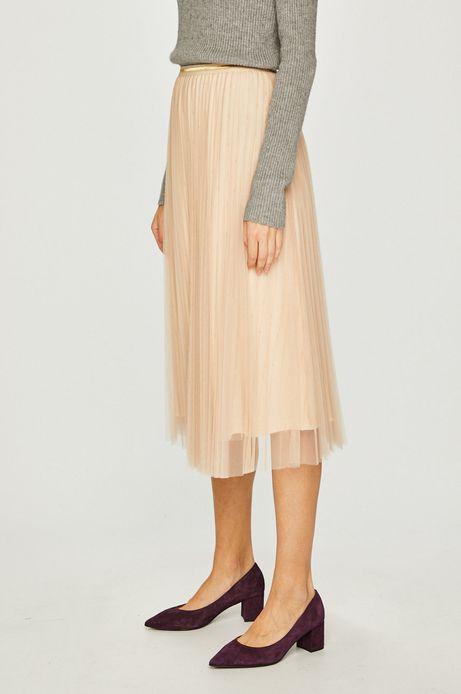 Spódnica damska transparentna tiulowa