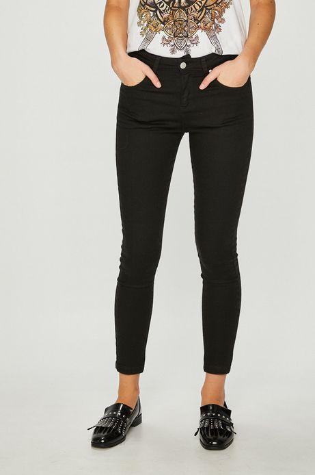 Spodnie damskie skinny czarne