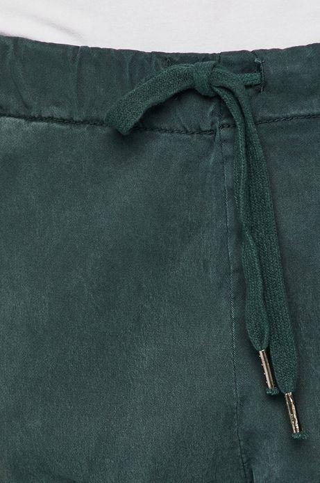 Spodnie damskie chinosy morskie