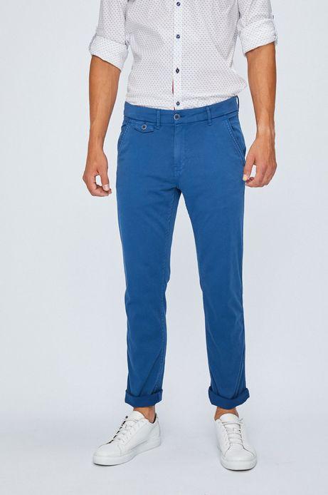 Spodnie męskie chinosy niebeskie