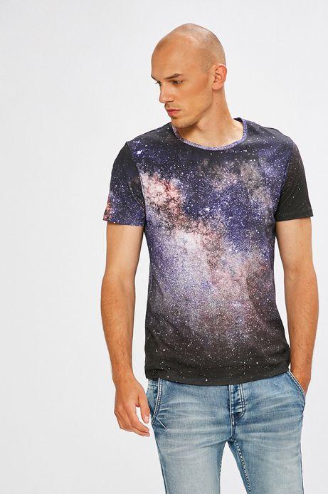 Man's T-shirt męski Nasa multicolor
