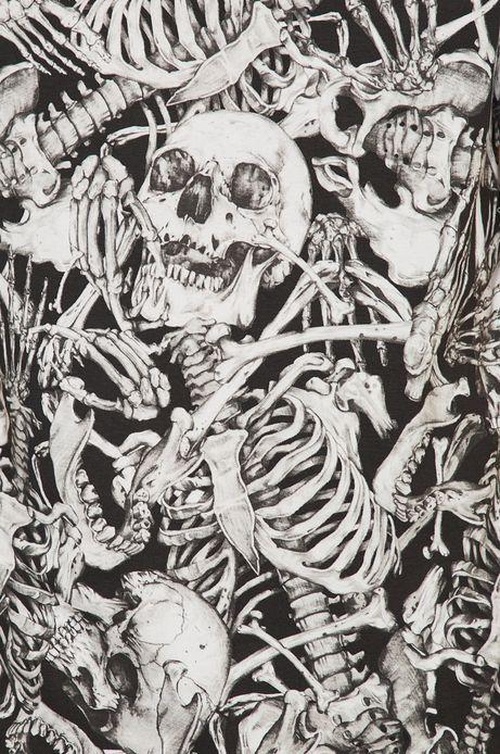 T-shirt męski by Dark Ashes, Halloween czarny