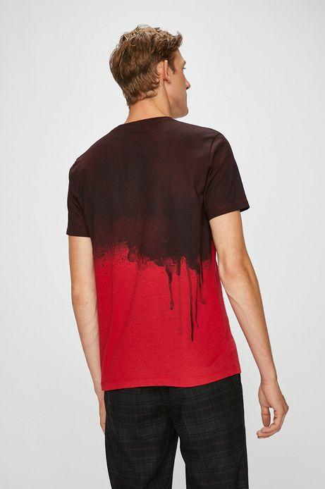 T-shirt męski z okrągłym dekoltem