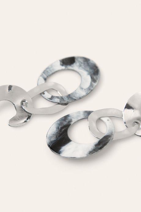 Kolczyki damskie srebrne