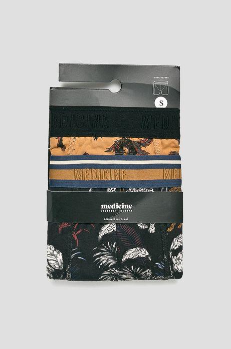 Bokserki męskie Basic (2 pack) multicolor