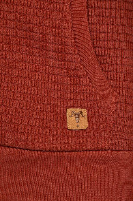 Bluza męska pomarańczowa