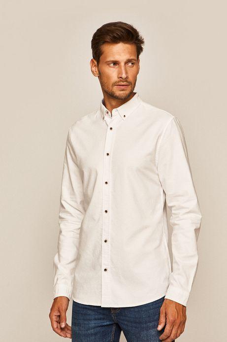 Koszula męska biała
