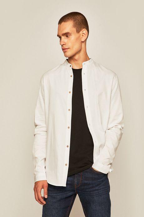 Koszula męska Rusty Art biała