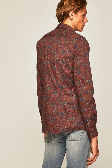 Koszula męska Rusty Art multicolor