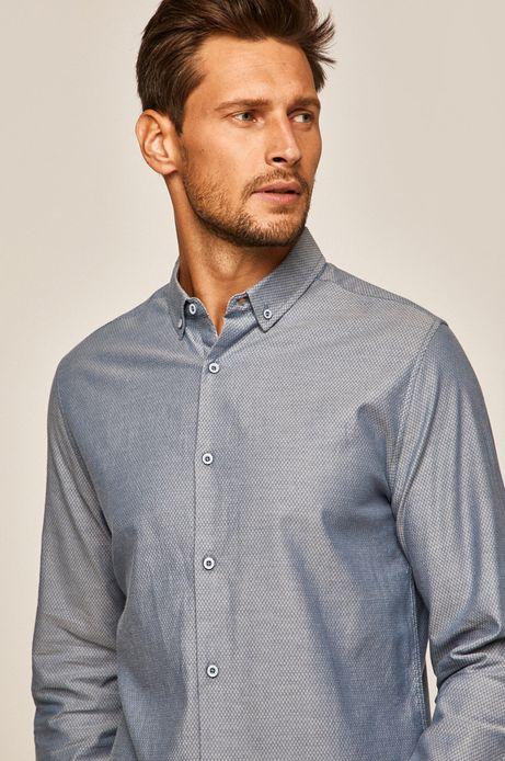 Koszula męska Back To The Classic niebieska