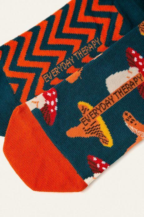 Skarpetki damskie wzorzyste (2-pack)