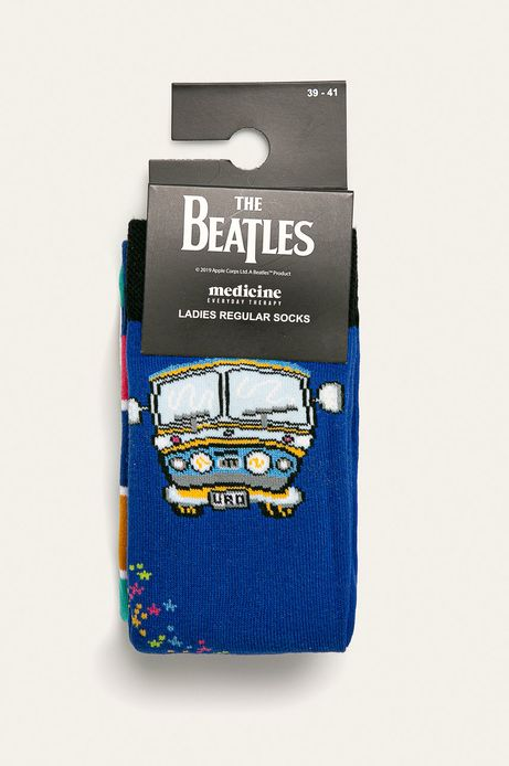Skarpetki damskie The Beatles (2-pack)