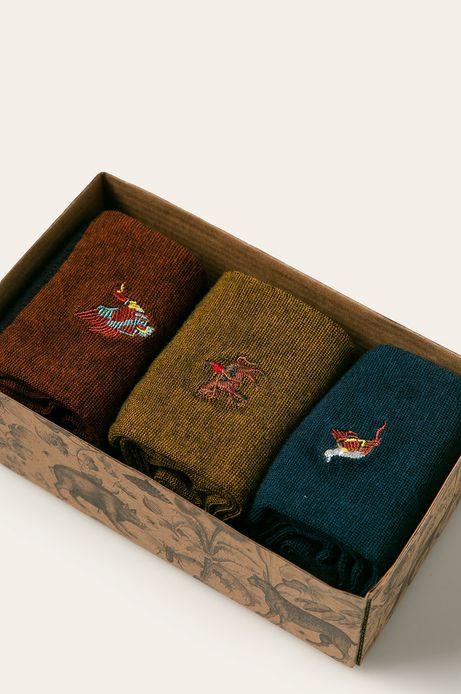 Skarpety Basic (3 pack) multicolor