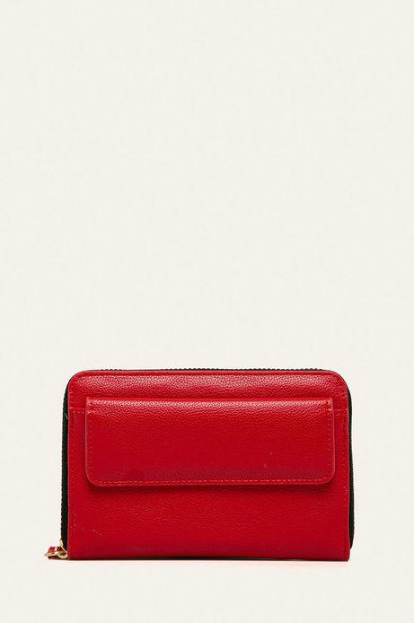 Portfel damski czerwony