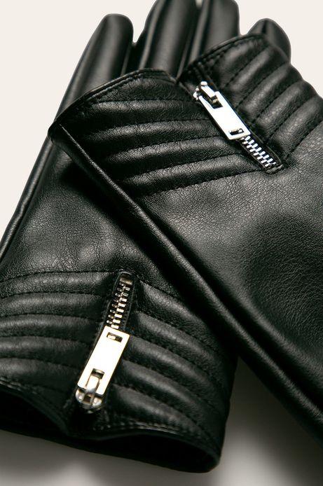 Rękawiczki damskie czarne