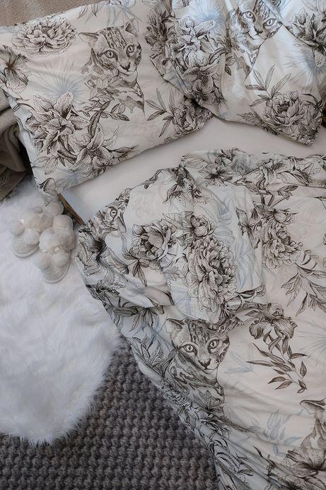 Komplet pościeli bawełnianej 200 x 220 cm