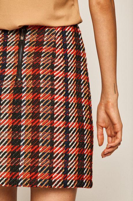 Spódnica damska z domieszka wełny