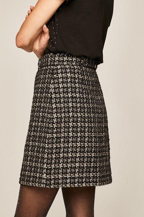 Spódnica damska ołówkowa szara