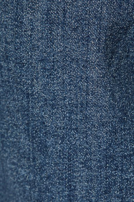 Jeansy damskie chinosy niebieskie