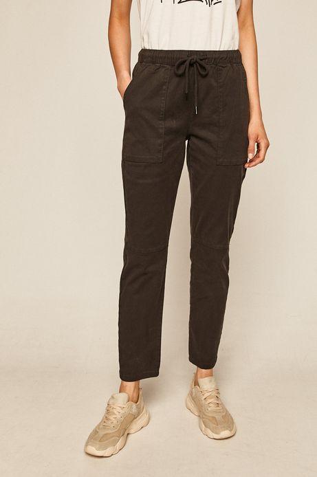 Spodnie damskie szare