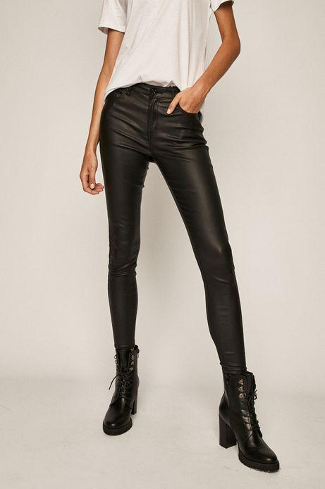 Spodnie damskie czarne