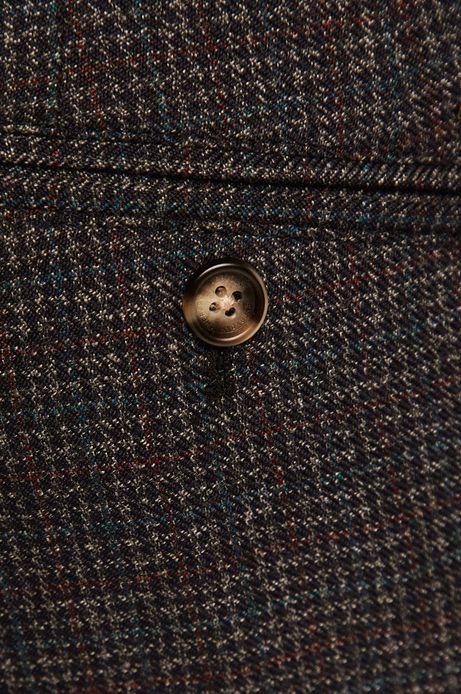 Spodnie męskie slim fit