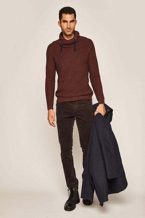 Spodnie męskie czarne