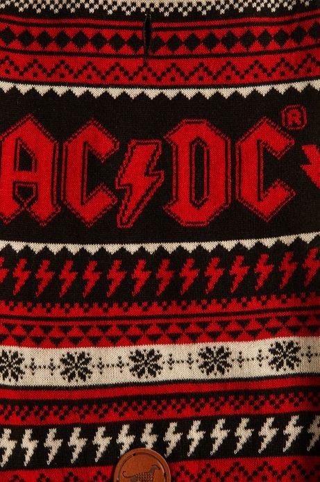 Sweter dla pupila czarny