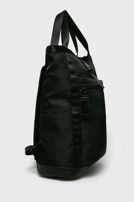 Plecak damski z funkcją torebki czarny