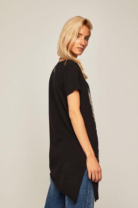 T-shirt damski by Mariusz Romanowicz, Tattoo Konwent czarny
