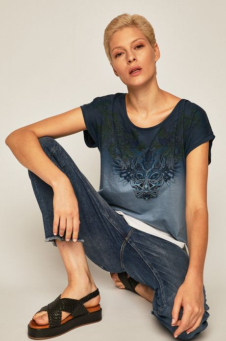 T-shirt damski by Joanna Krótka