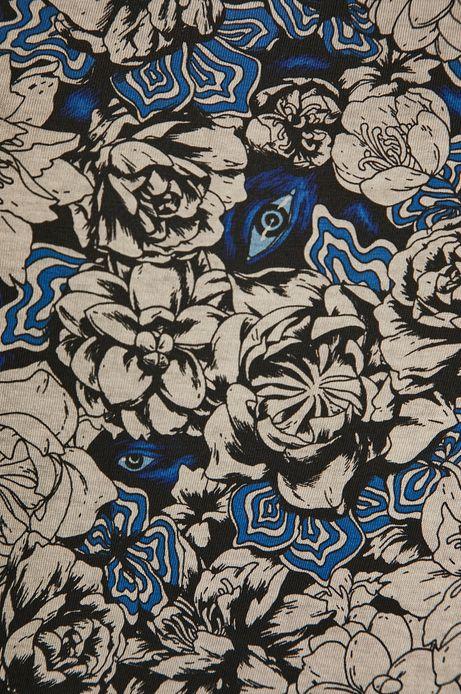 T-shirt męski by Joanna Krótka szary