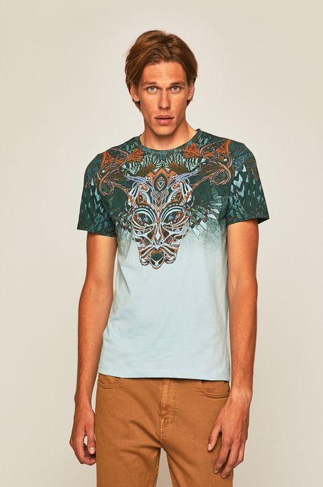 T-shirt męski by Joanna Krótka