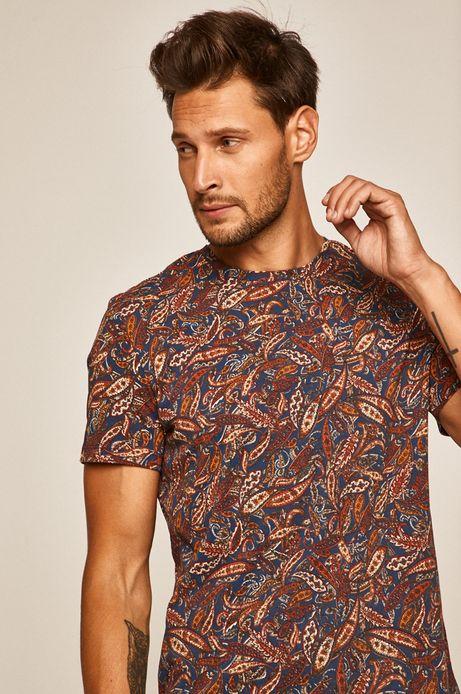 T-shirt męski Back To The Classic multicolor
