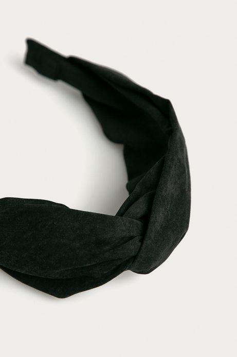Opaska damska czarna