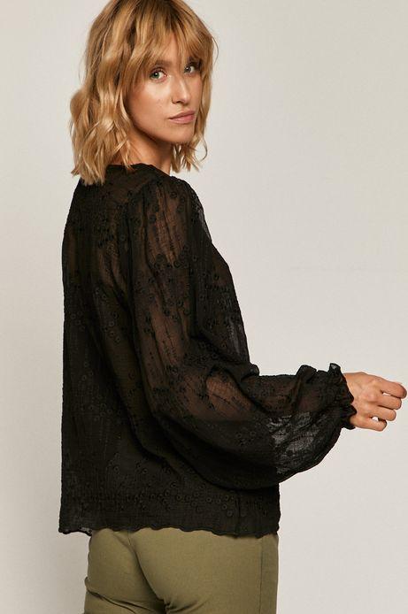 Bluzka damska czarna