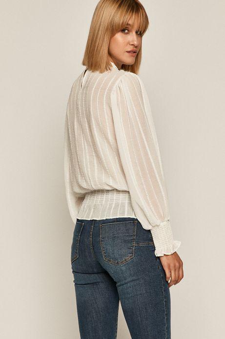 Bluzka damska Herbaria biała