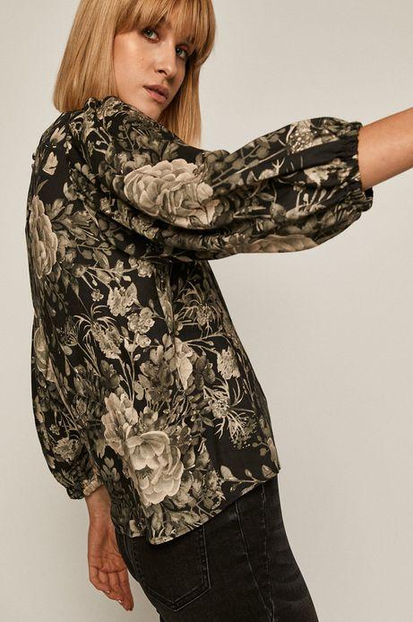 Bluzka damska Herbaria czarna
