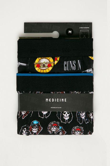 Bokserki męskie Guns N' Roses (2-pack)