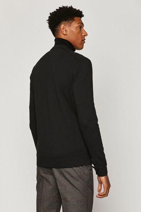Bluza męska bawełniana czarna