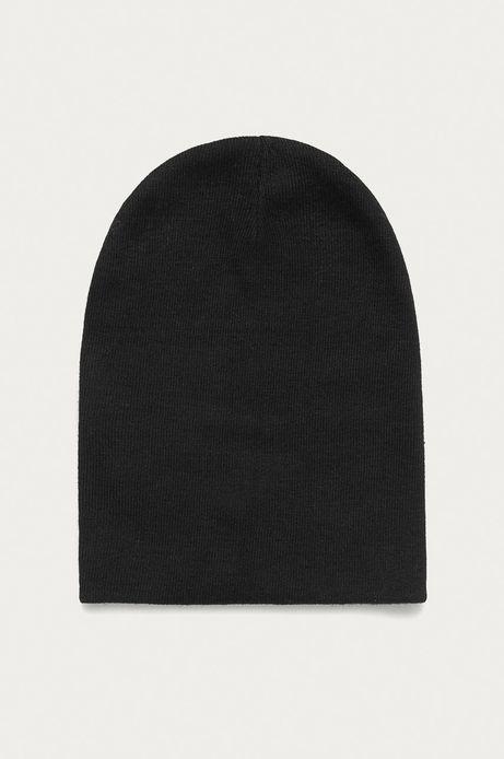 Czapka damska Basic czarna