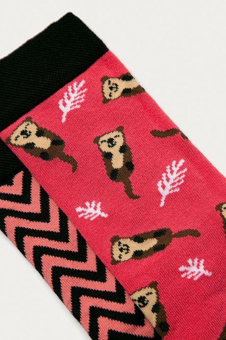 Skarpetki damskie w wydry (2-PACK)