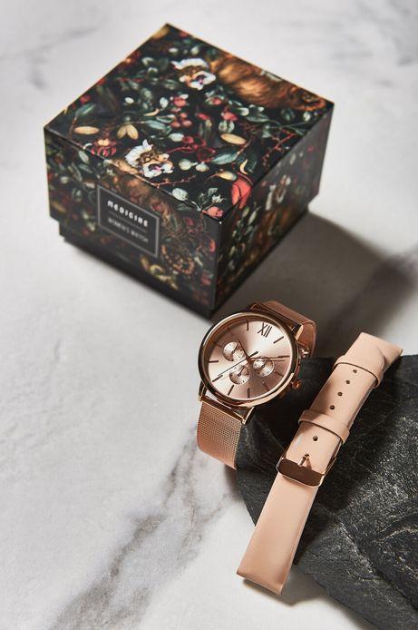 Zegarek damski z wymiennym paskiem