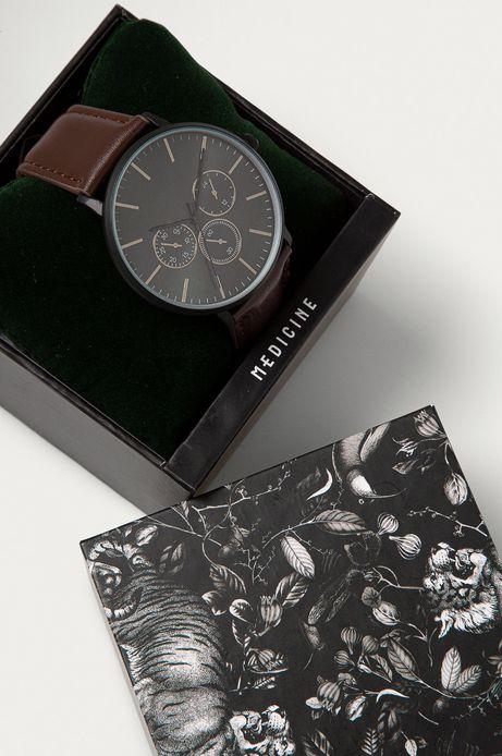 Zegarek męski Gifts brązowy
