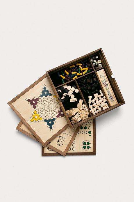 Zestaw gier Wooden Games