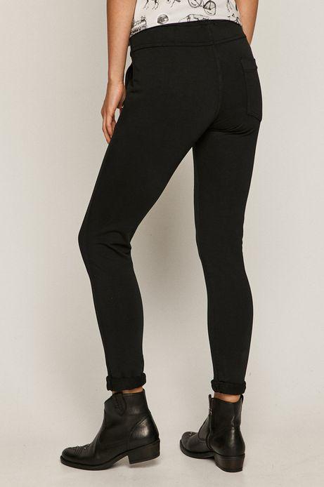 Spodnie damskie dresowe czarne