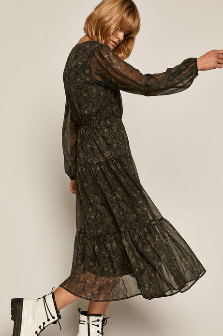 Sukienka damska Black Art czarny