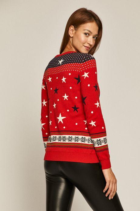 Sweter damski z kolekcji X-mass by Dawid Ryski