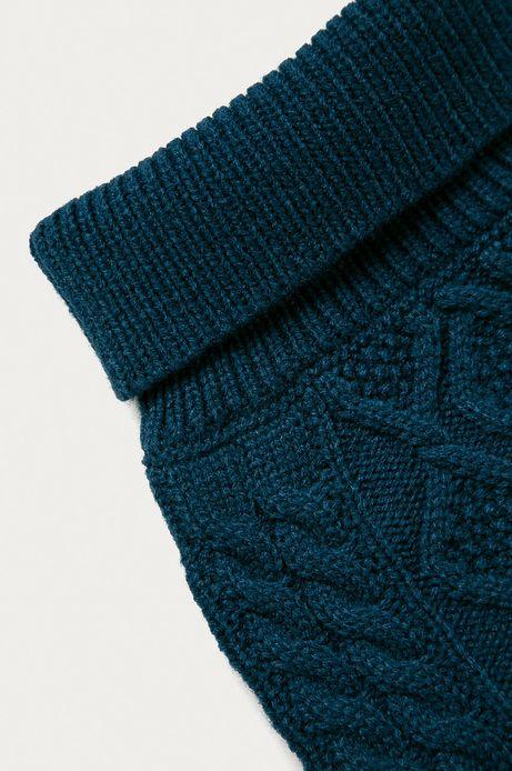 Sweter dla pupila zielony