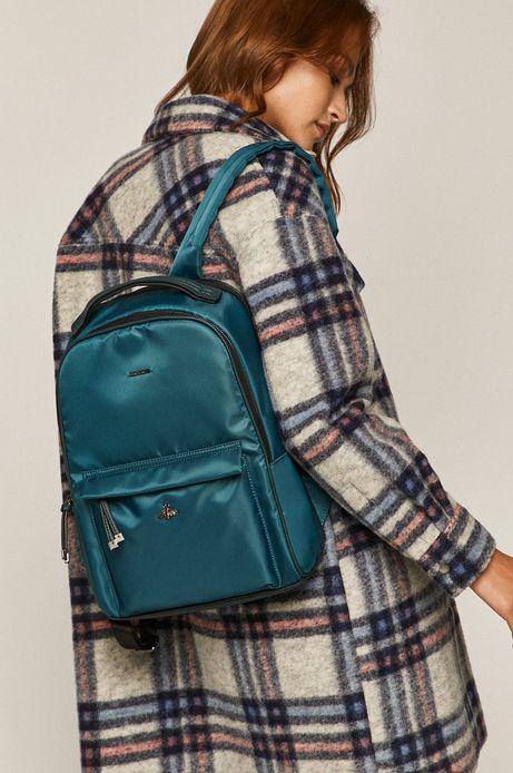 Plecak damski zielony